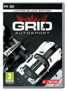 Grid Autosport Black - Edition Limitée sur PC (Steam)