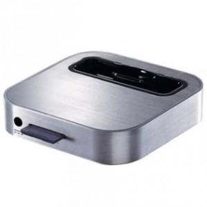 Dock pour iphone Iomega SuperHero avec carte SD  4Go