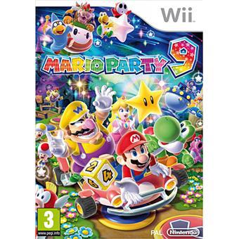Jeu Wii Mario Party 9