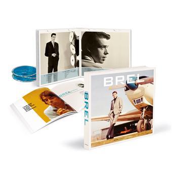 Intégrale Jacques Brel Suivre l'étoile 21 CD