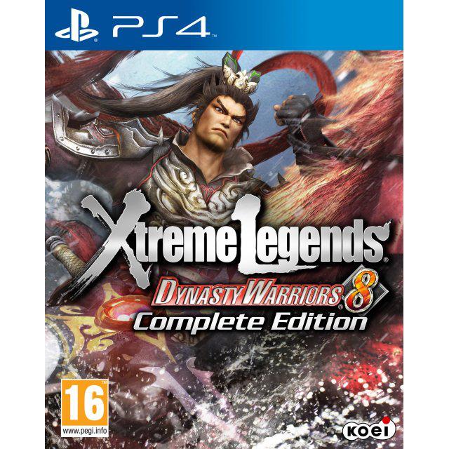 Dynasty Warriors 8 Xtreme Legends Complete Edition sur PS4