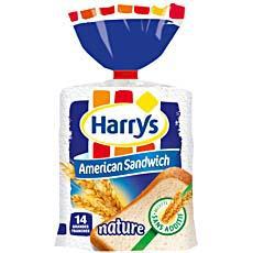 Pain American Sandwich Harry's gratuit (via Prixing)