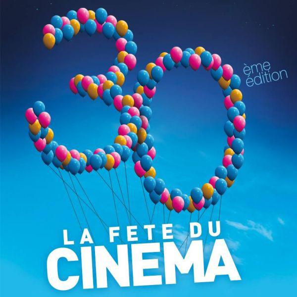 Fête du Cinema : Toutes les places