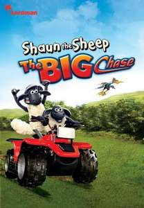 Mini Film Shaun the Sheep : The Big Chase gratuit