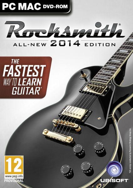 Rocksmith 2014 sur PC/mac (Steam - Sans câble)