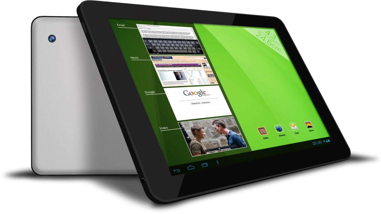 """Tablette 9.7"""" Odys Noon Pro Quadcore 16 Go (Reconditionné)"""