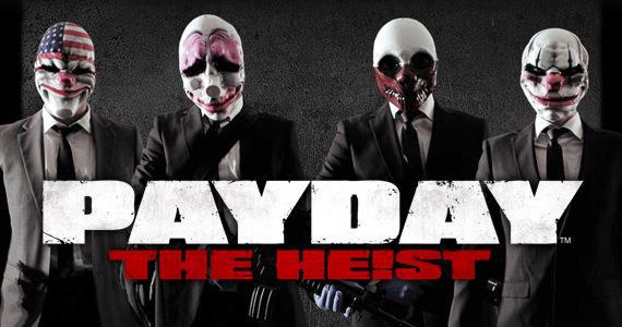 Payday The Heist (steam)