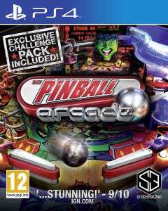 The Pinball Arcade sur PS4