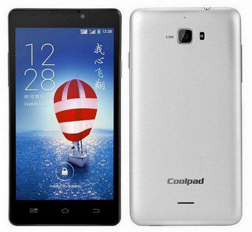 Smartphone Coolpad F1 Octa Core 1.7GHz, 2Go RAM, 8 Go