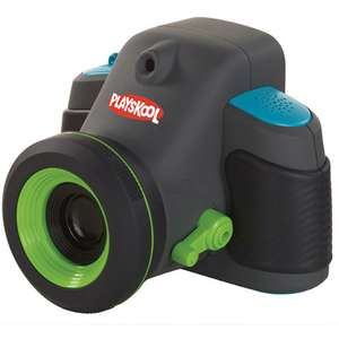 appareil photo numérique et projecteur Playskool Show cam