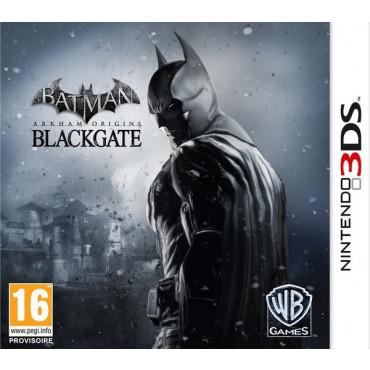 Batman : Arkham Origins Blackgate 3DS + T-shirt offert
