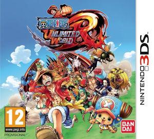 Jeu 3DS One Piece Unlimited: World Red - Edition Day One Chapeau de Paille