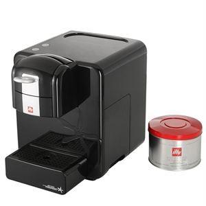 Machine expresso - GAGGIA Illy Plus Noir + 12 capsules OFFERTES