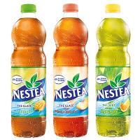 Lot de 3 bouteilles de Nesta 1.5L différents parfums