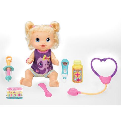 Baby Alive est malade (Hasbro)
