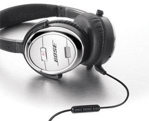 Casque à réduction de bruits Bose QuietComfort  3
