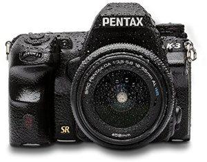 Reflex Pentax K3 + Objectif SMC DA 2,4-35 mm AL