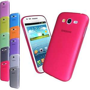 Coque mince pour Samsung Galaxy S3 9300 (couleurs assorties)