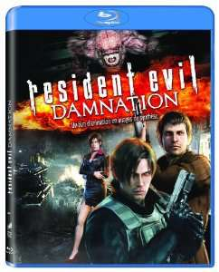 Blu Ray Resident Evil : Damnation