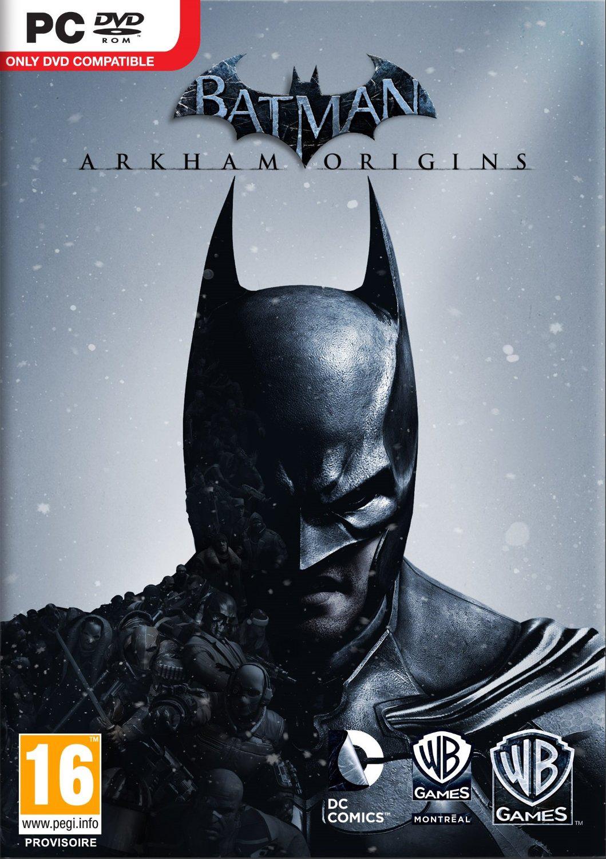 Batman Arkham Origins sur PC