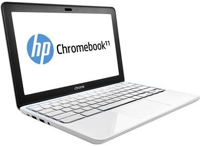"PC Portable 11.6"" HP ChromeBook 11 - 16 Go"