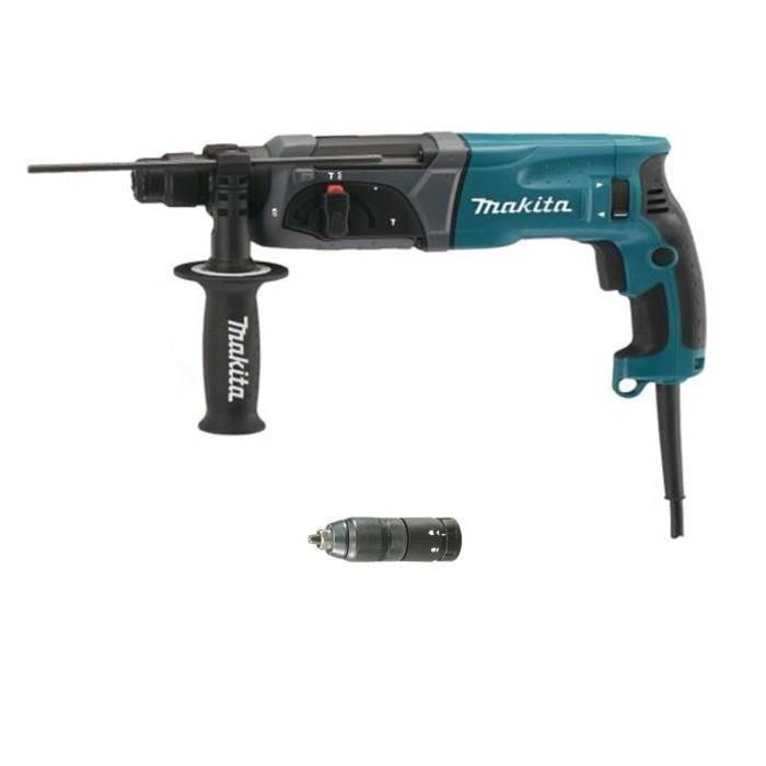 Perforateur Makita burineur SDS 780W +mandrin 13mm