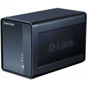 NAS D-Link DNS-325 - Sharecenter shadow - 2 baies SATA