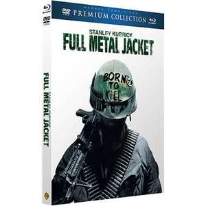 Combo Blu-Ray + DVD Full Metal Jacket Edition Collection