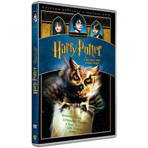 DVD Harry Potter à l'école des sorciers (2.99€ frais de port)