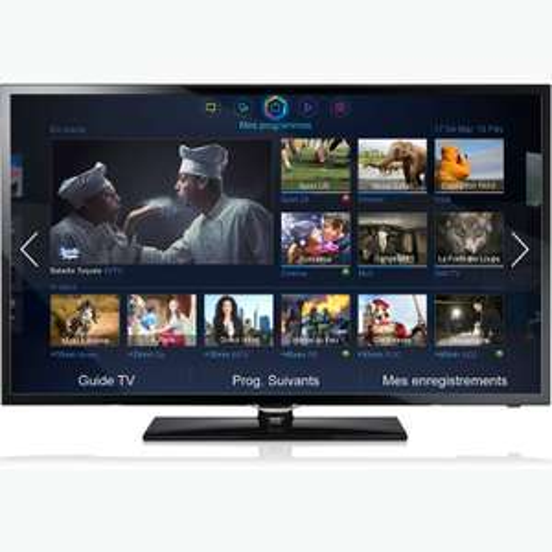 "Téléviseur LED 46"" Samsung UE46F5300 - Smart TV 100Hz CMR"