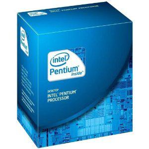 Processeur Intel Pentium G2120 2 coeurs 3,1 GHz Socket 1155 Box