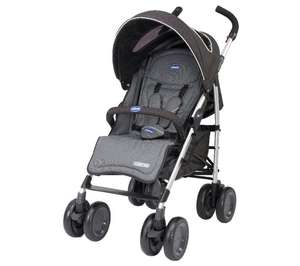 Poussette canne CHICCO Multiway Evo - Black