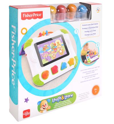 Laugh & Learn - Centre d'apprentissage Apptivity étui iPad - Fischer Price