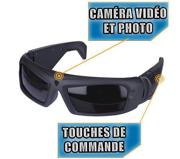Lunettes caméra Giochi Preziosi Spy Net