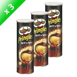 Réduction sur les Pringles,