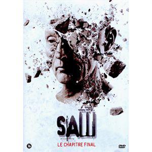 DVD Saw Le Chapitre Final (2.99€ frais de port)
