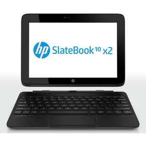 "Tablette 10.1"" HP SlateBook X2 10-H040SF 32 Go - Android, Full HD, Tegra 4, 2 Go RAM (ODR 100€)"
