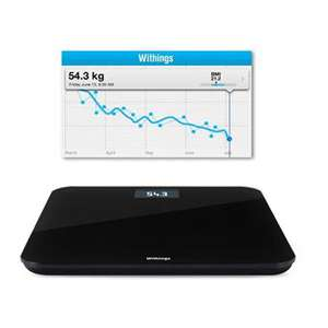 Balance connectée Withings WS-30 - Noire