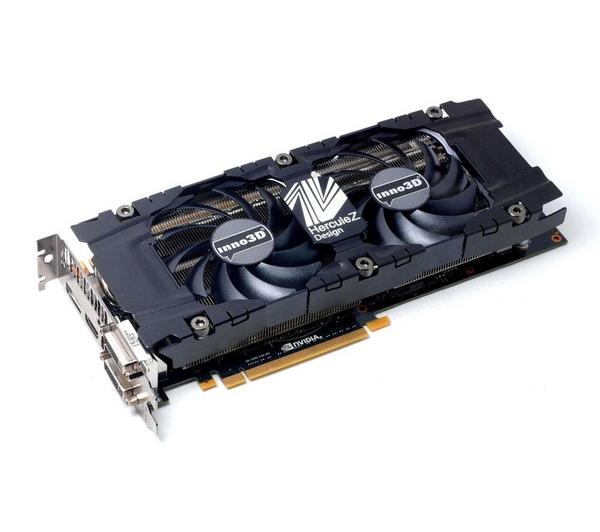 Carte graphique INNO3D GTX 780 OC 3 Go DDR5