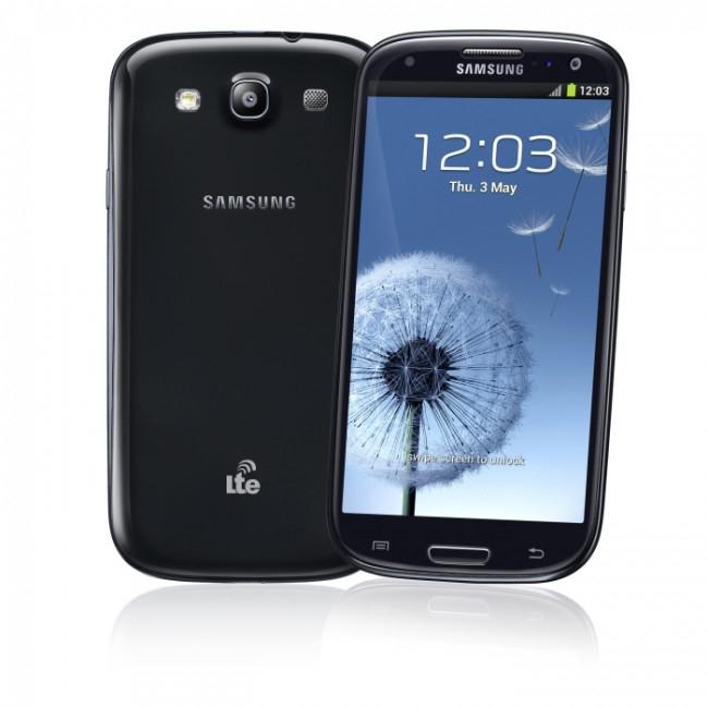 Smartphone Samsung Galaxy S3 4G noir (avec ODR de 40€)