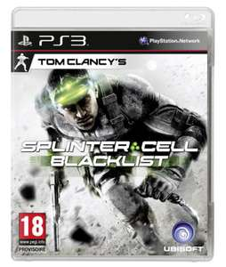 Sélection de Jeux PS3 en solde - Ex : Puppeteer à 11.94€, Sly Cooper à 15.92€, God of War Ascension à 13.93€...Splinter Cell Blacklist