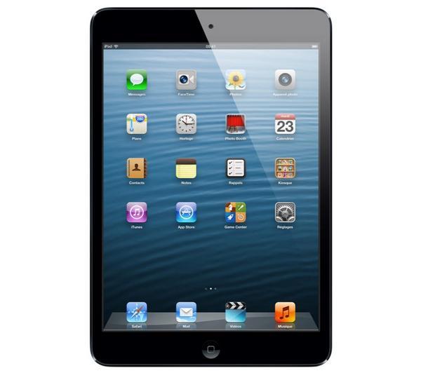 Apple iPad Mini WiFi 32Go noir