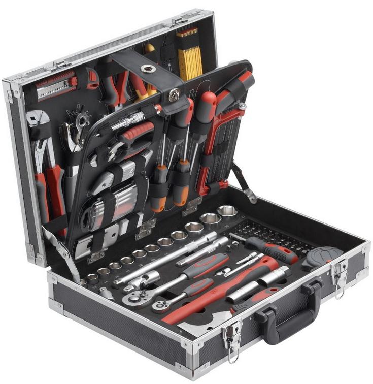 Coffret à outils 129 pièces Meister