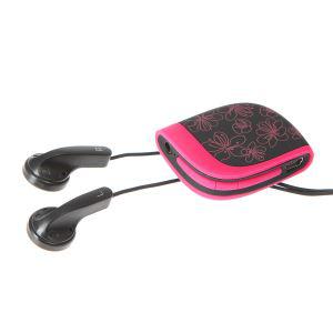 Lecteur MP3 rose DANE-ELEC