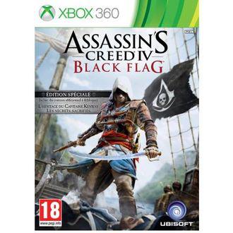 Jeu Assassin's Creed IV Black Flag sur PS3 / Xbox 360