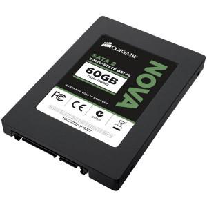 Disque SSD Corsair Nova Series 2 60 Go - reconditionné avec code promo