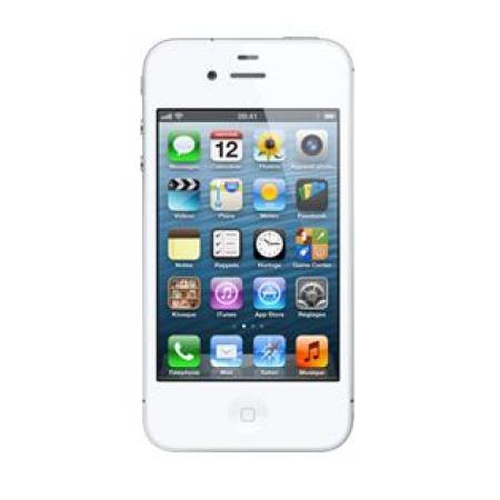 Apple iPhone 4 32 Go (bloqué opérateur SFR) - Occasion