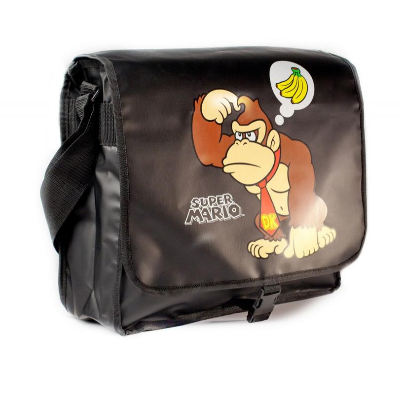 Sac Besace Nintendo Mario&Donkey