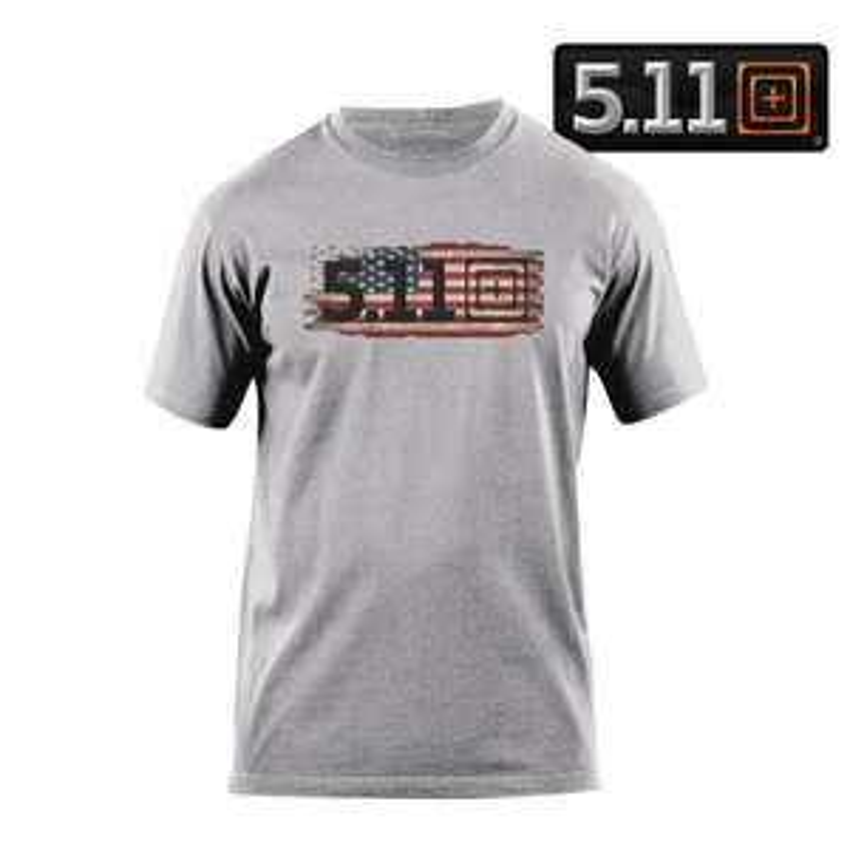 Jusqu'à -70% de réduction sur une sélection d'articles - Ex: T-Shirt 5.11 Old Glory Logo