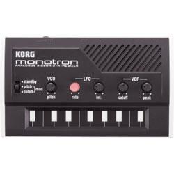 Mini-synthétiseur monophonique analogique Korg Monotron